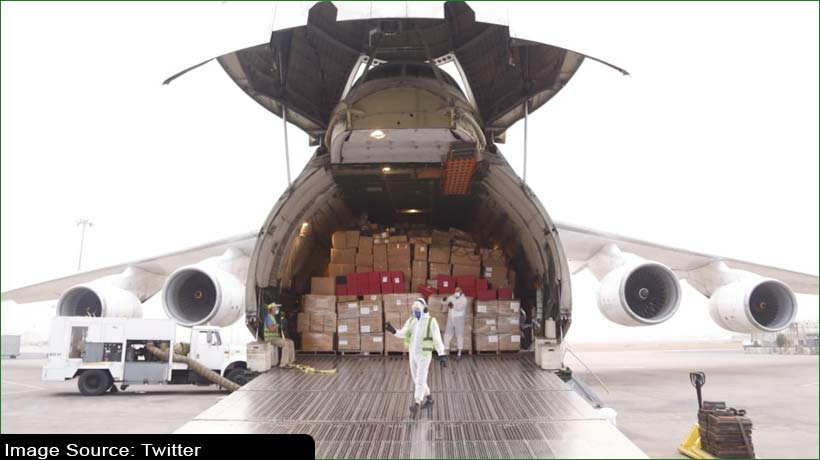 uae-sends-medical-supplies-to-india-amid-covid-19-care