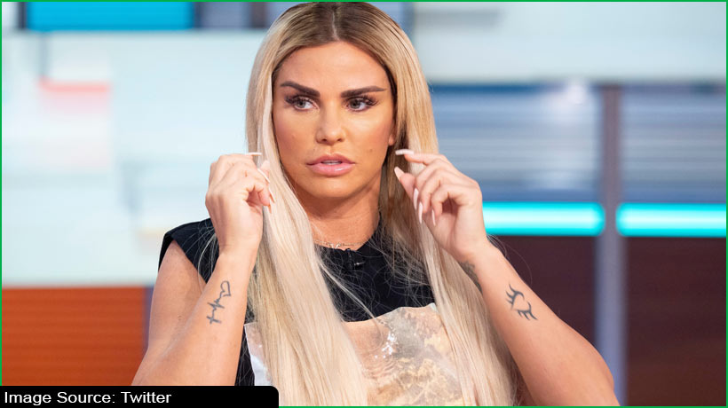 Katie Price engaged for 8th time, now with ex-boyfriend Carl Woods