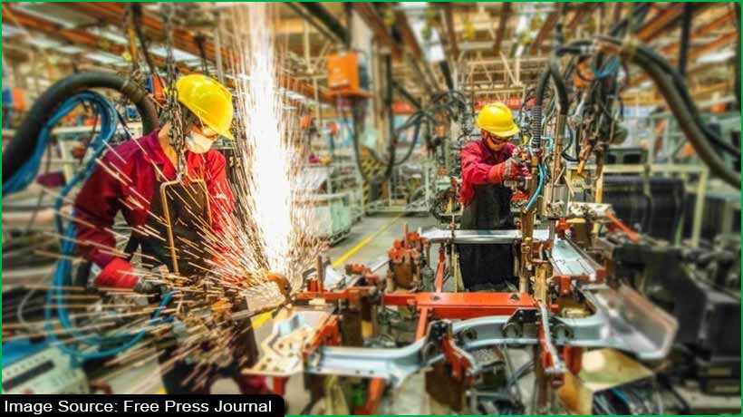 India's manufacturing PMI remains at 55.5 in April