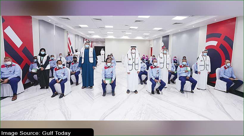 Dubai RTA distributes Ramadan rations via nol cards