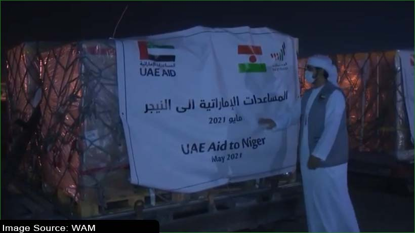 niger-receives-52-metric-tonnes-of-food-supplies-from-uae