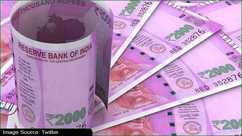 Rupee gains by 14 paise at INR73.81 against dollar in early trade