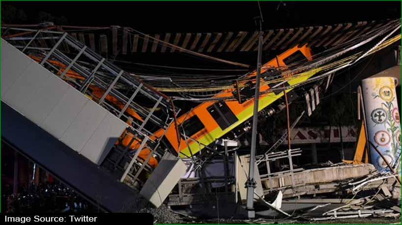 Mexico vows thorough probe into deadly overpass collapse