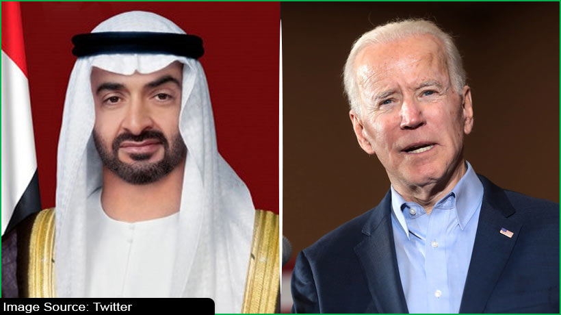 Crown Prince of Abu Dhabi, US President discuss to boost bilateral ties