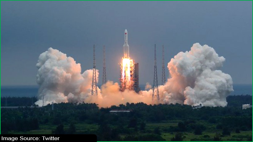 US chases 'Out of Control' Chinese rocket set to reenter Earth's orbit