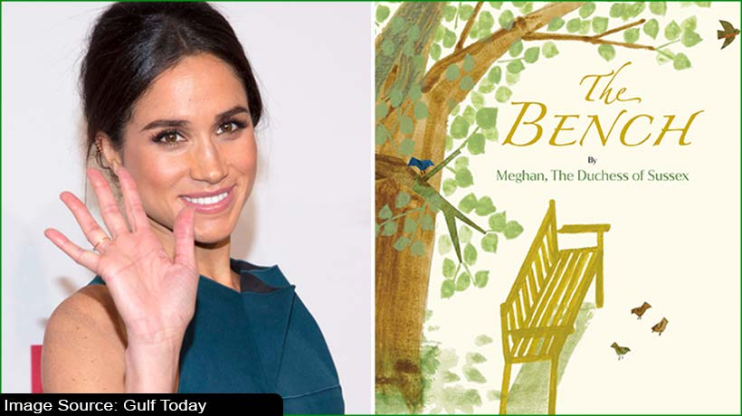 Meghan Markle to publish a children's book 'The Bench' this June
