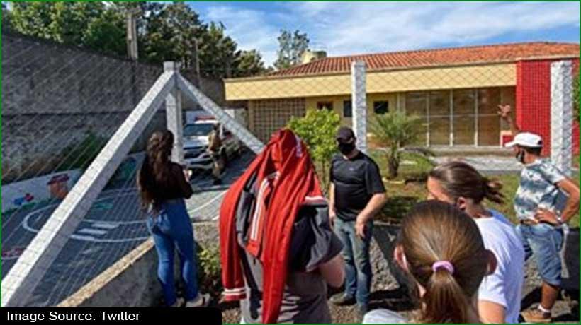 ब्राजील: धारदार हथियार लेकर स्कूल में घुसा युवक, 5 को उतारा मौत के घाट