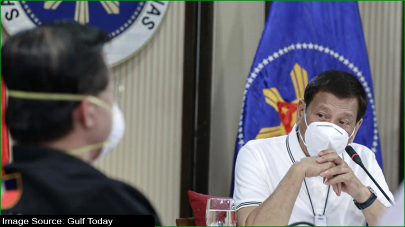 मास्क ना लगाने वालों पर फिलीपींस राष्ट्रपति ने दिए कठोर दंड के आदेश