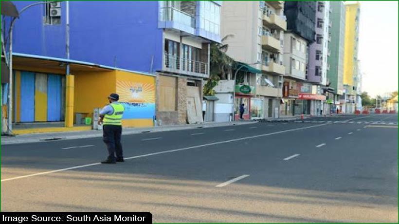 मालदीव ने कोरोना मामले बढ़ते देख माले क्षेत्र में लगाया कर्फ्यू