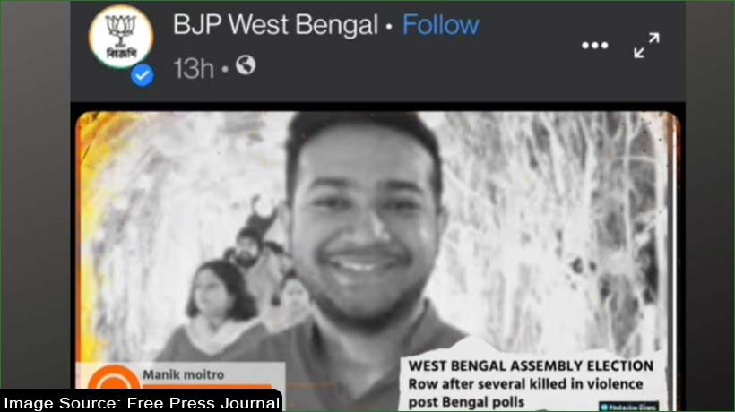journalist-slams-bjp-for-'fake-post'-on-his-death-in-bengal-violence