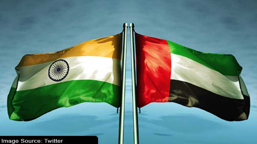 Which was the first GCC country to send medical aid to India?