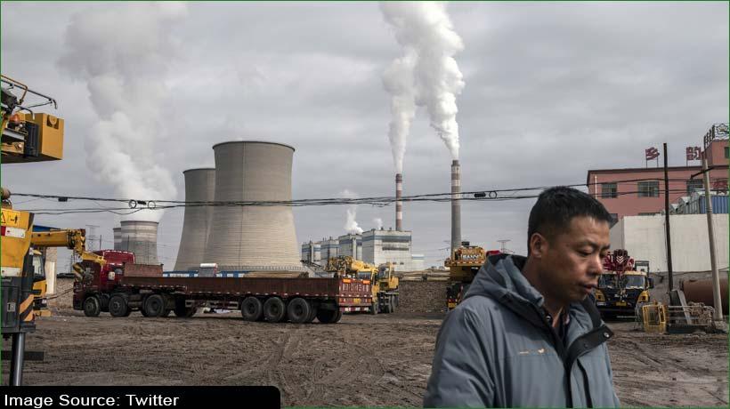 विकसित देशों में चीन कर रहा सबसे अधिक ग्रीन हाउस गैस का उत्सर्जन