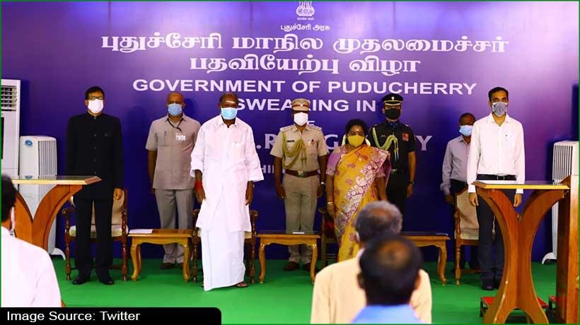 एन रंगासामी बने पुडुचेरी के मुख्यमंत्री, पीएम मोदी ने दी बधाई