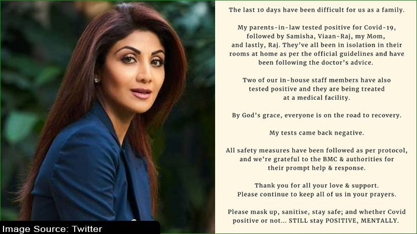 shilpa-shetty-advises:-covid-positive-or-not-stay-mentally-positive