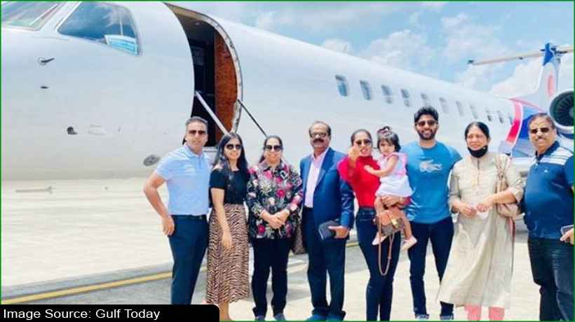 indian-businessman-spends-millions-to-fly-newly-wed-daughter-out-of-kerala