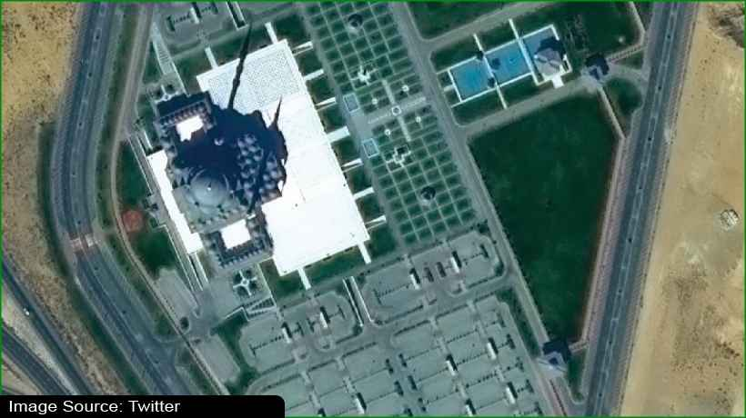 mbr-space-centre-shares-'fascinating-domes-of-sharjah-mosque-from-space'