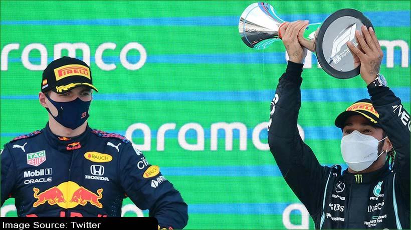 लगातार छठीं बार लुईस हैमिल्टन ने जीती स्पेनिश ग्रां प्री