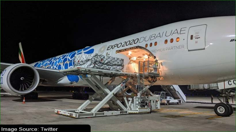 emirates-launches-air-bridge-to-send-relief-supplies-to-india