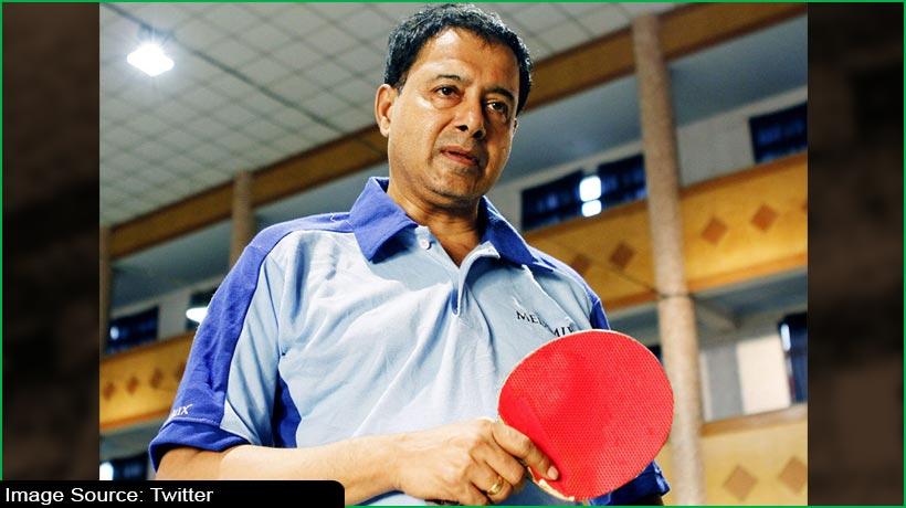 अर्जुन अवॉर्ड विजेता टेबल टेनिस खिलाड़ी वी चंद्रशेखर का निधन