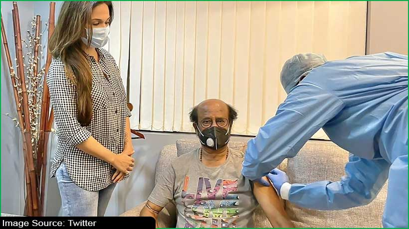 rajinikanth-receives-second-dose-of-covid-19-vaccine