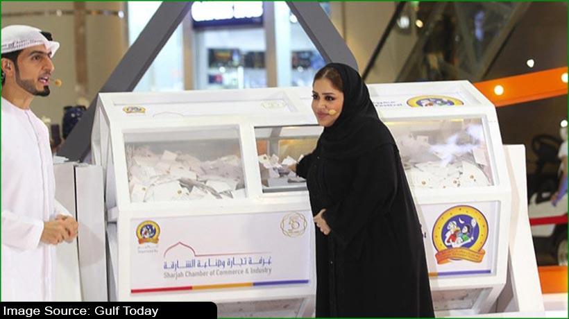 sharjah-ramadan-festival-draw:-egyptian-expat-wins-bmw-car