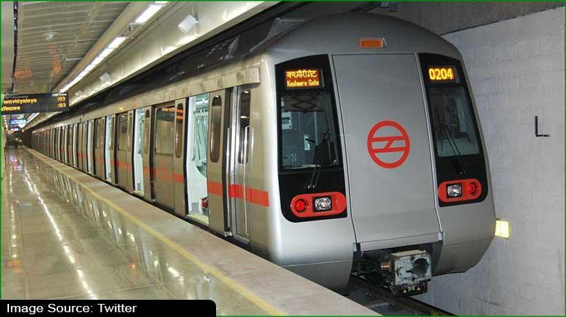 दिल्ली में लॉकडाउन बढ़ने के साथ मेट्रो सेवाएं भी एक सप्ताह के लिए निलंबित