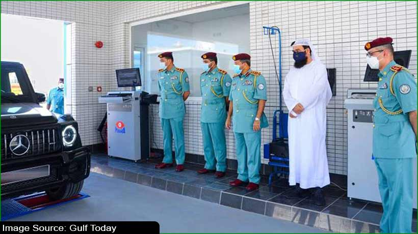 sharjah-police-launch-3-new-light-vehicle-inspection-stations