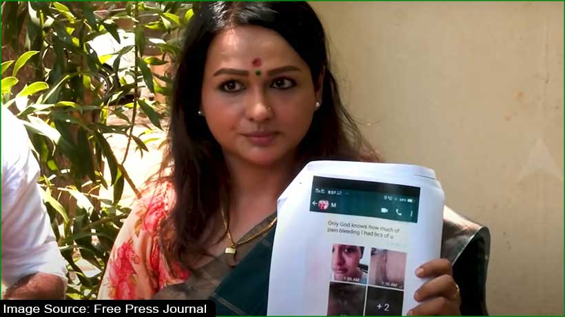 tamil-actor-chandini-accuses-former-minister-of-cheating-and-blackmailing-her