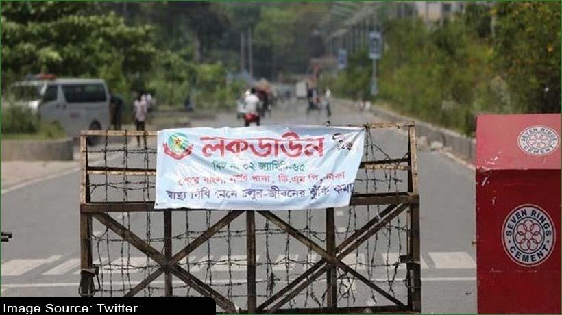बांग्लादेश में 6 जून तक बढ़ाया गया लॉकडाउन