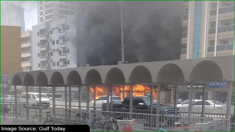 fire-at-abandoned-building-on-sharjah's-al-wahda-street
