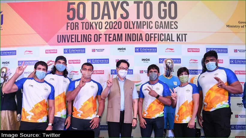 टोक्यो ओलिंपिक में कुछ ऐसी होगी भारत की किट