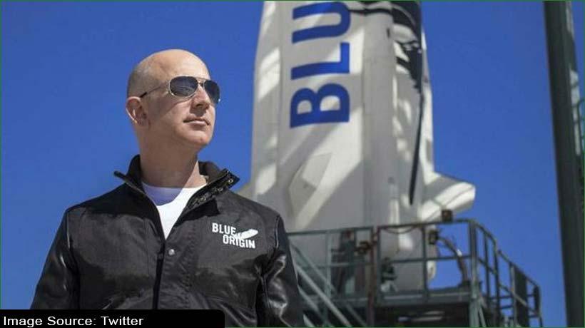 अंतरिक्ष की उड़ान पर जाएंगे जेफ़ बेजोस
