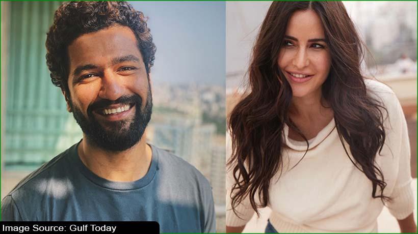 Bollywood actors Vicky Kaushal & Katrina Kaif are allegedly dating