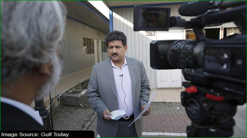 सेना के आगे झुका पाकिस्तानी पत्रकार