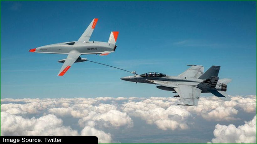 US Navy, Boeing conduct first-ever unmanned aerial refueling