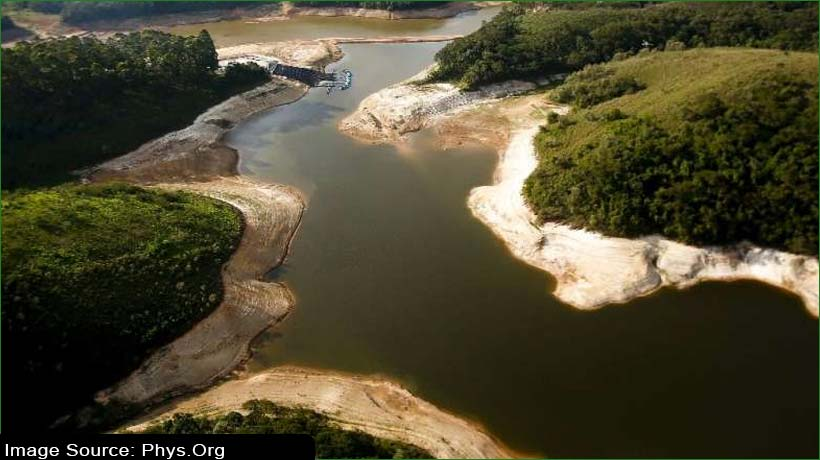 Worst drought in a century set to hit two key regions in Brazil