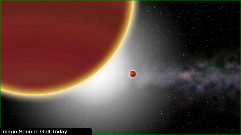 पृथ्वी के जैसा ही है हूबहू ग्रह 'weird'