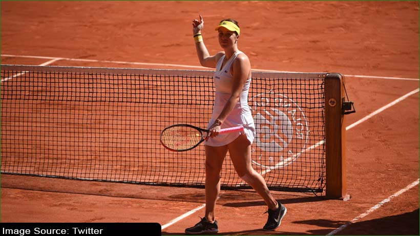 French Open 2021: Anastasia Pavlyuchenkova reaches first Grand Slam final