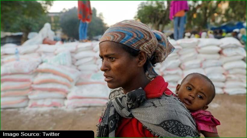 टिग्रे में करीब साढ़े तीन लाख लोगों पर भुखमरी का संकट: UN