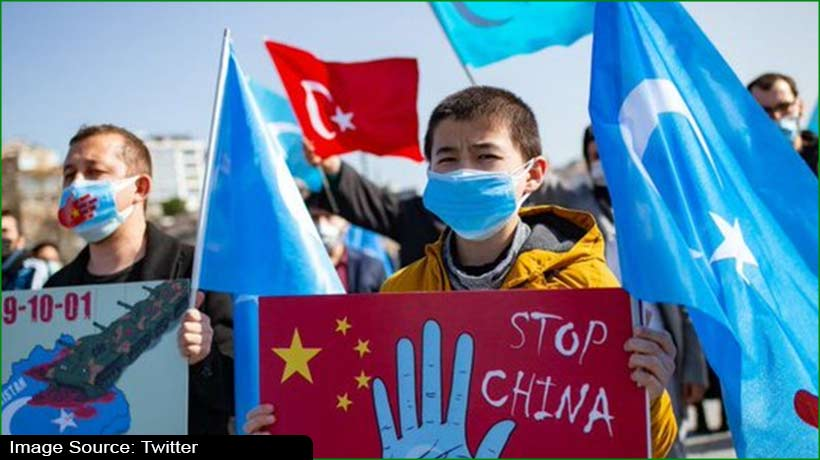 China is committing crimes against humanity in Xinjiang: Amnesty report