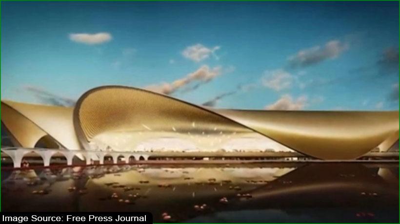 ऐसी होगी नवी मुंबई अंतरराष्ट्रीय एयरपोर्ट की डिजाइन