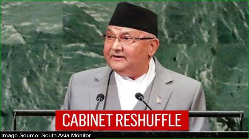 Nepal PM KP Sharma Oli expands his cabinet for the second time