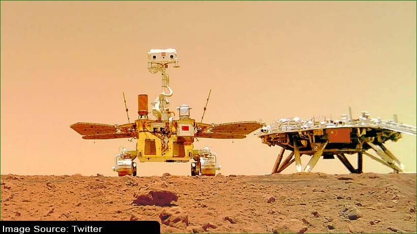 china's-mars-rover-photos-show-dusty-and-rocky-martian-surface
