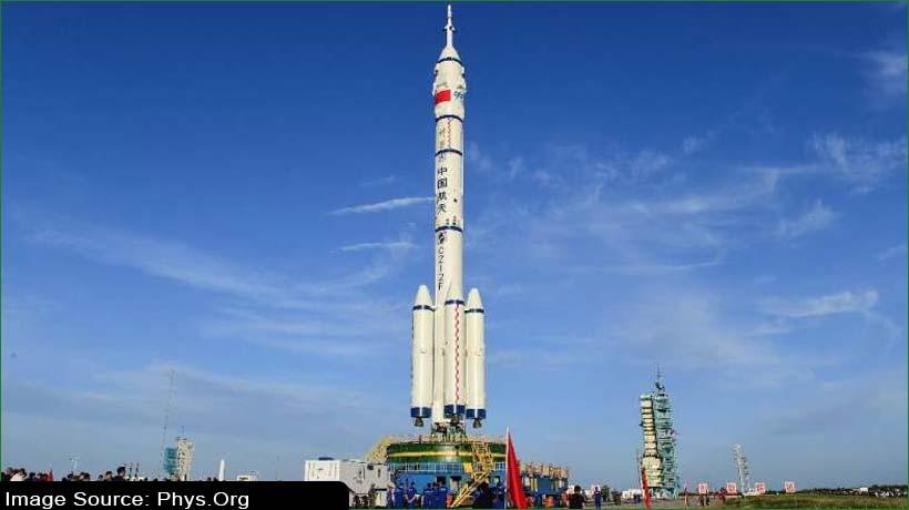 फिर अंतरिक्ष में कारनामा करने को तैयार है चीन