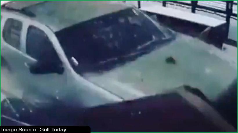 speeding-car-rams-into-store-in-kuwait
