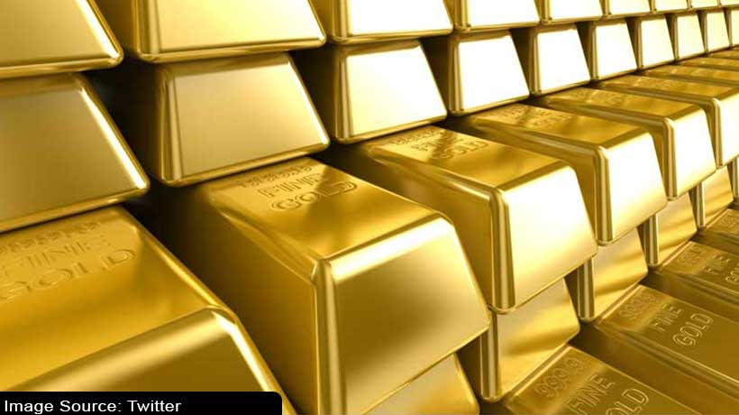Gold headed for worst week since March 2020