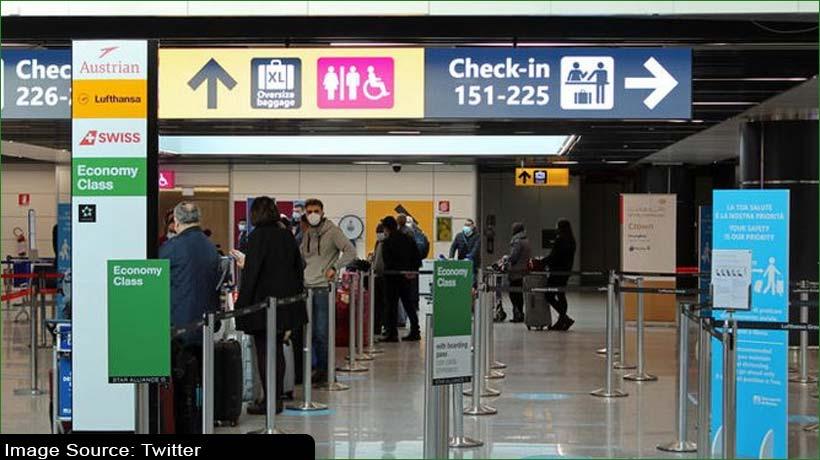 ब्रिटेन से इटली जाने वाले यात्री ध्यान दें...