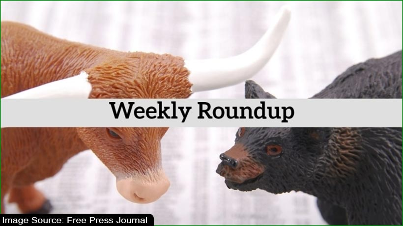 market-witnesses-volatile-week-as-nifty-starts-on-positive-note