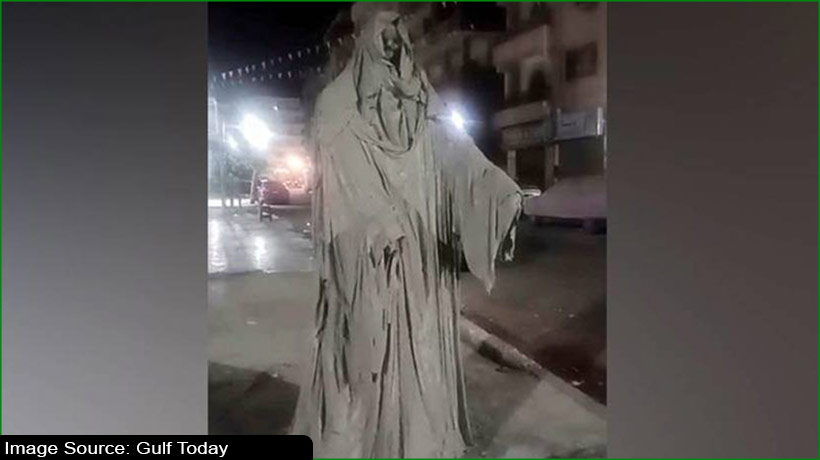 panic-strikes-in-egypt-over-video-of-'ghost-creature'