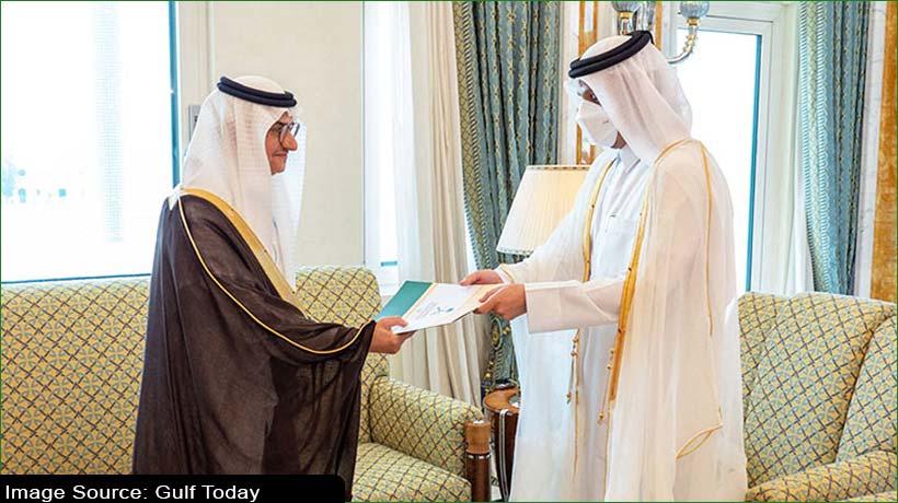 qatar-receives-new-saudi-ambassador-assures-support